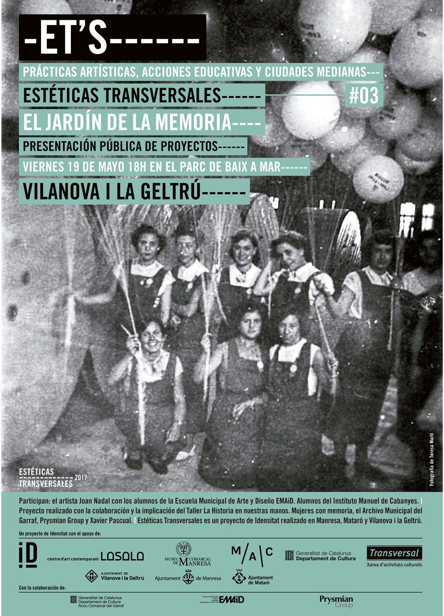 ETS VILANOVA cartell cast