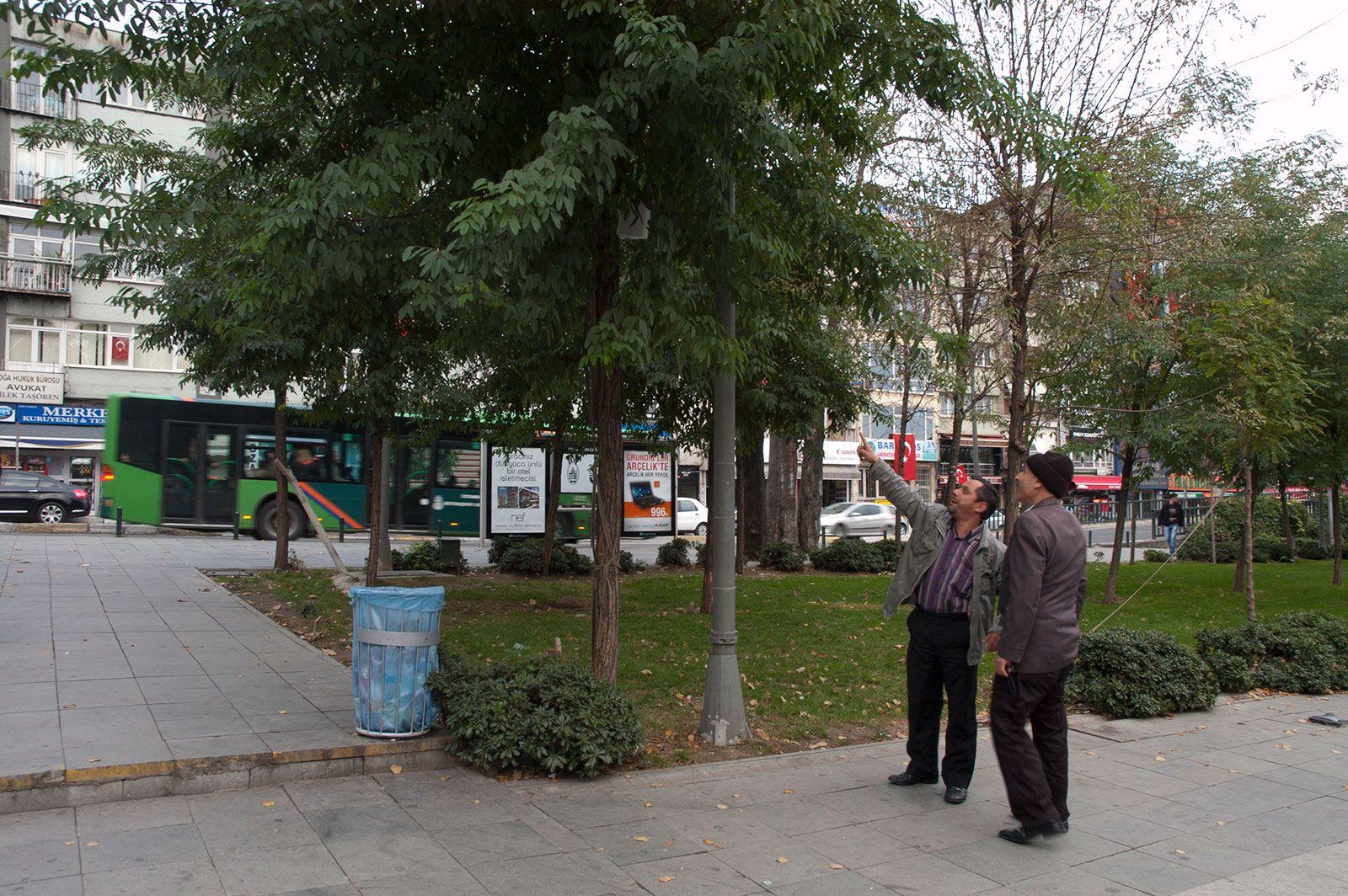 9. Raquel Friera Istanbul