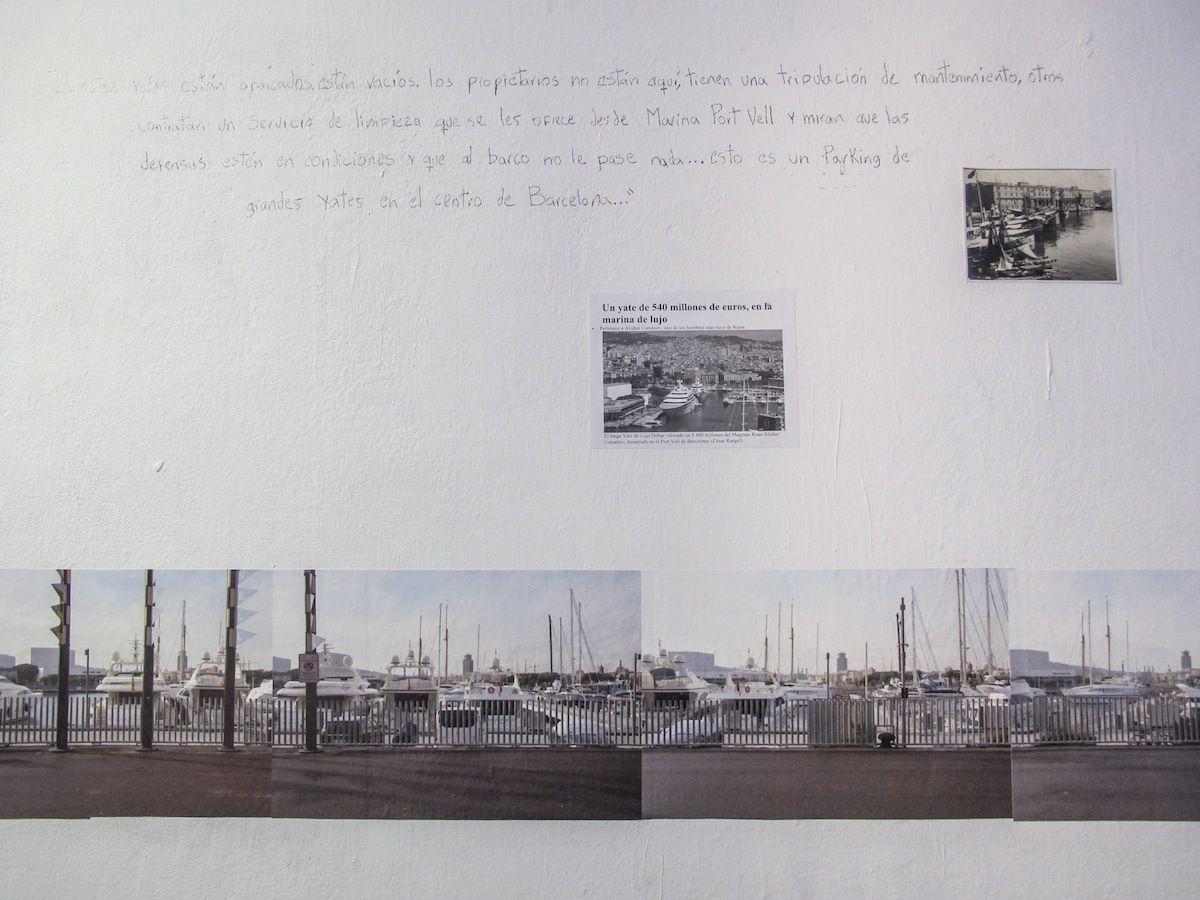 port vell fotos