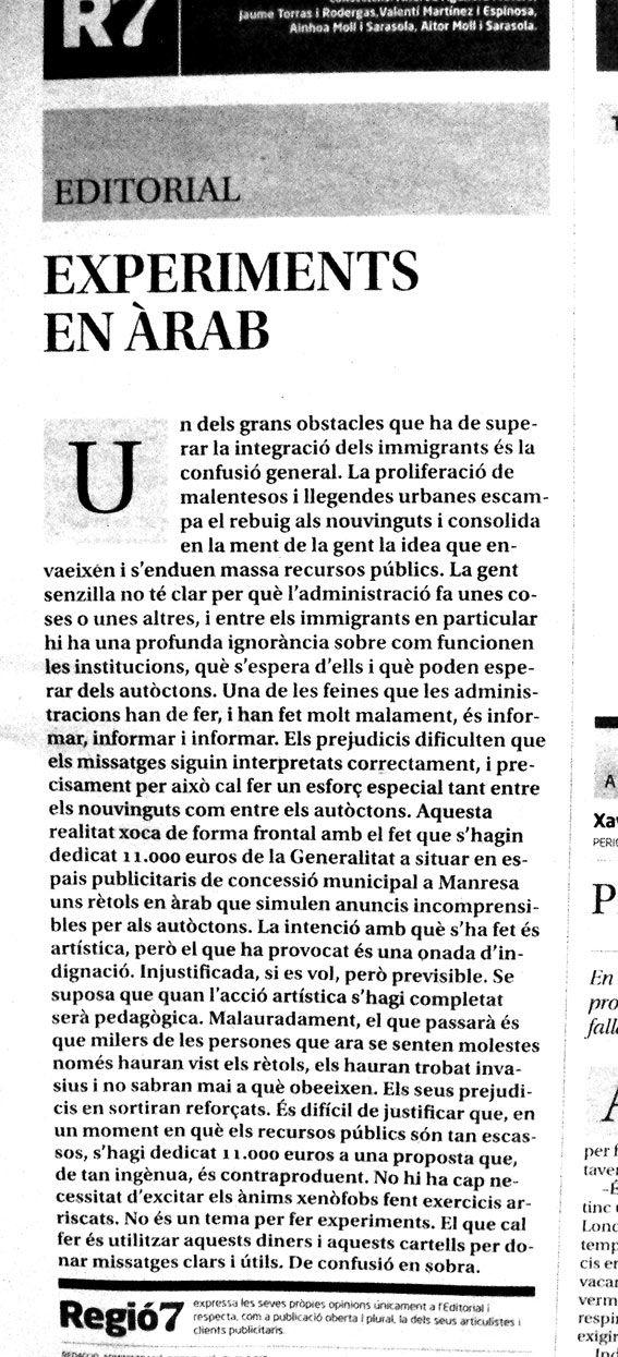 Publicat al Regio7 el 17-4-2010