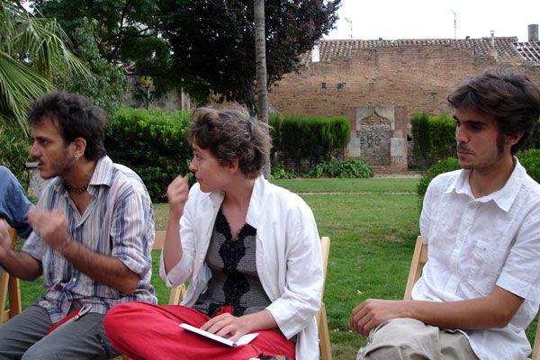 Debate | Radiodimensió [Ingrid Guardiola, Daniel Miracle, Victor Masferrer]